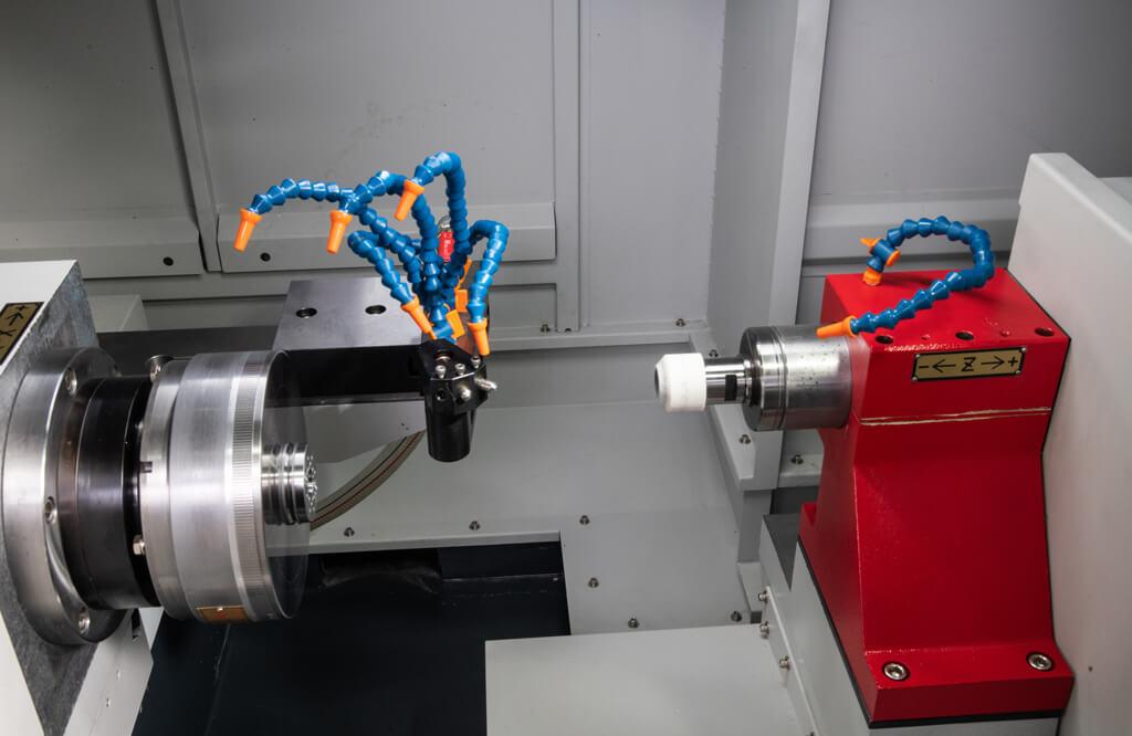 Internal holes grinding with EGI 150