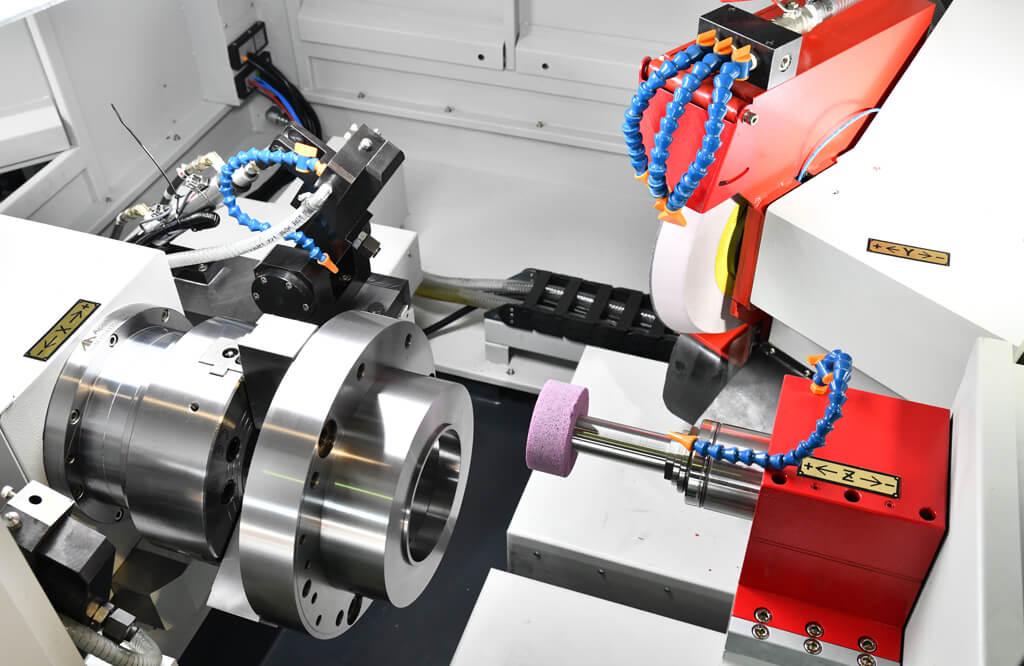 ID grinding w/ EGM 450