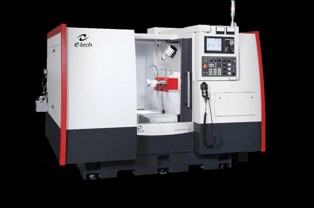 Univerzálna CNC brúska EGM 350