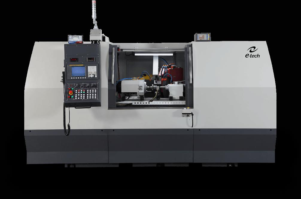 CNC brúska na guľato - séria EGA