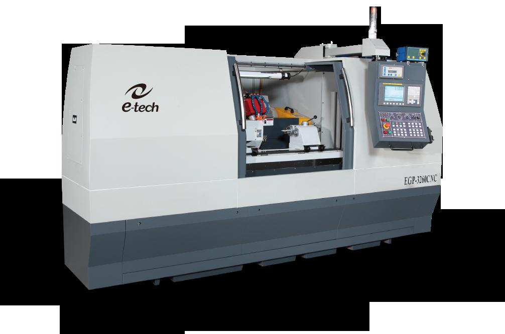 CNC brúska na guľato EGP 3260